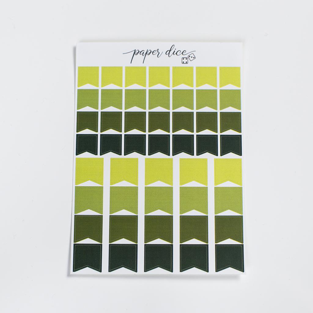 paperdice-jelolo-matrica-zold